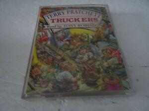Terry-Pratchett-Truckers-Audio-Tape-1989-Tony-Robinson