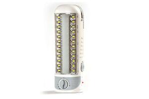 Plafoniera Neon Con Emergenza : Lampada led ricaricabile portatile neon emergenza torcia