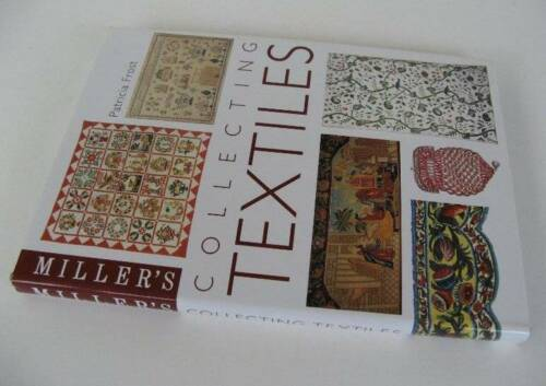 1 of 1 - Miller's Collecting Textiles Book by Patricia Frost (Paperback, 2000)