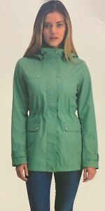 NEW-Weatherproof-Women-039-s-Rain-Jacket-w-Removable-Hood-VARIETY-SZ-COLOR-B33