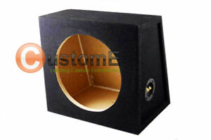 8-034-WEDGE-ROUND-SUBWOOFER-ENCLOSURE-BASS-BOX-4-ALL-SUBS