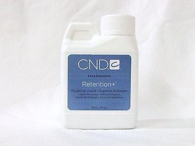 CND Creative Nail Design Acrylic Nail Liquid 8oz/236mL of  Your Choice