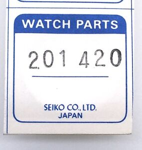 NOS-New-1-PC-Seiko-Parts-201-420-Part-Spare-Replacement-201420