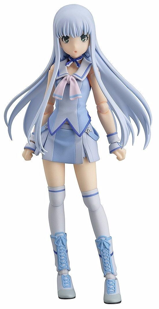 Figma 263 Arpeggio of bluee Steel -Ars Nova- DC Iona Figure Max Factory NEW