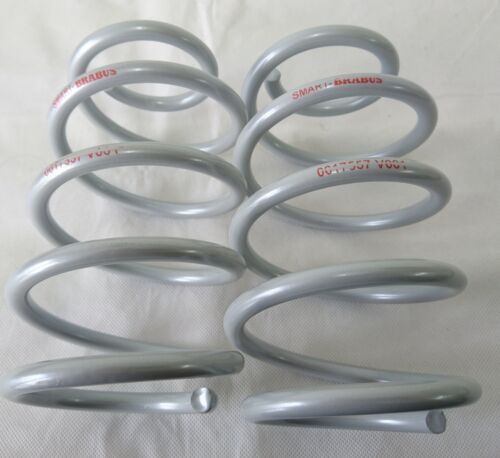 Coil Springs Q0017557V00100000 Roadster Front Sport Brabus 452 Genuine Smart