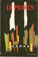 FRANZ KAFKA LE PROCES