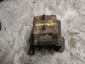 Details about JEEP CJ5 CJ7 CJ8 304 360 390 401 AMC V8 DRIVER SIDE MOTOR  MOUNT ENGINE SIDE OEM