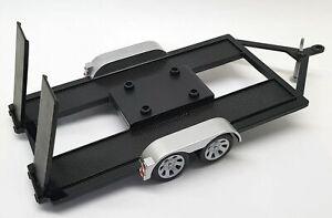 1:18 motor max cartrailer