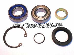 Polaris Indy XCR 600 Track Drive Shaft Bearing /& Seal Kit 1997-1998 SE