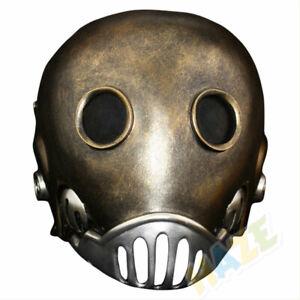 Film Hellboy Cosplay Maske Arm Handschuhe Latex Halloween Kostüm Stütze