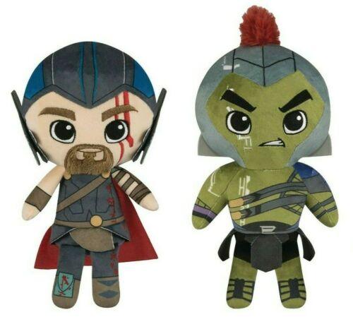 Hero Plushies Thor Ragnarok Funko Thor And Hulk Ensemble Cuddle Plush Soft Toy