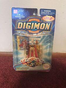 Digimon Omnimon Action Feature Bandai Rare