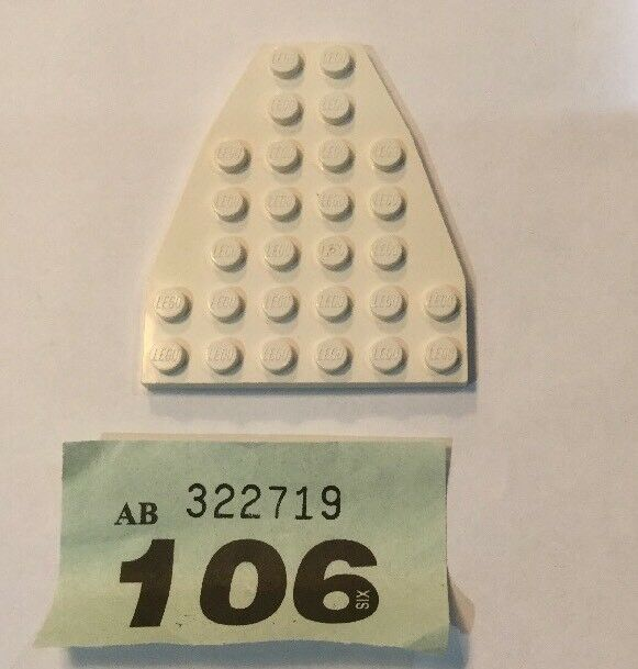 SELECT COLOUR 5 x LEGO Boat Bow Plates 7x6 FREE POSTAGE Part 2625
