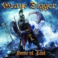 Grave Digger Home At Last Cd ( Brand New)