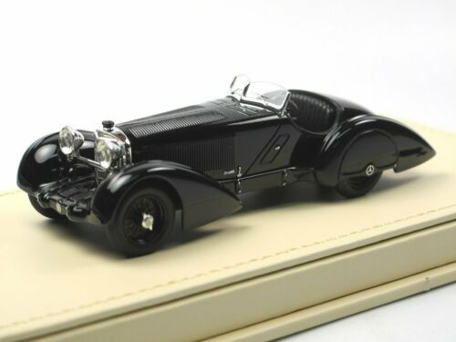 TSM Model 1930 mercedes-benz SSK Count Trossi el negro el príncipe 1//43 nuevo embalaje original