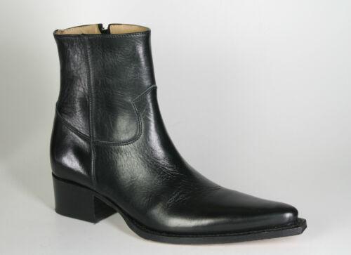 5977 Sendra Ankle Boots Stiefeletten SUSI Saboy Negro Schwarz