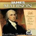 James Madison: 4th President of the United States by Megan M Gunderson (Hardback, 2009)