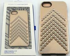 USED Original REBECCA MINKOFF Star-Studded Gold Case Cover for iPhone 7