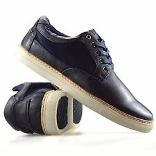 44d448b6b4b0 item 6 Mens New Lace Up Casual Walking Boat Deck Faux Leather Suede  Trainers Shoes Size -Mens New Lace Up Casual Walking Boat Deck Faux Leather  Suede ...
