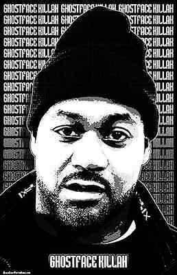 "MOBB DEEP  11x17  /""Black Light/"" Poster"
