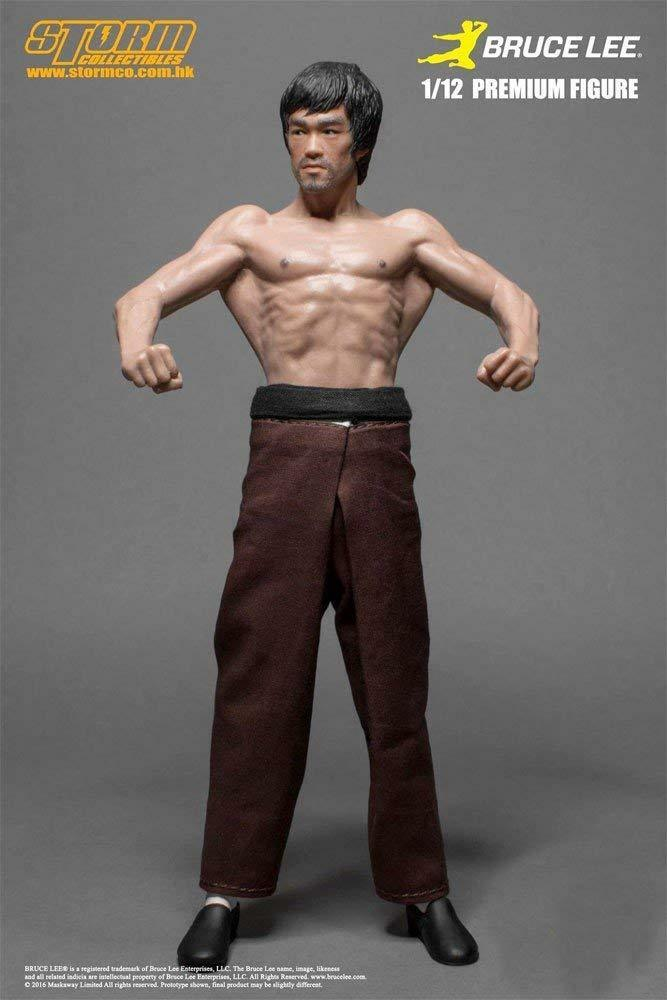 New Storm Collectibles 1 12 Scale Premium Figure Bruce Lee SDCC 2016 Exclusive