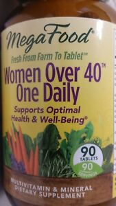 Mega-Food-Womens-Over-40-One-Daily-90-tabs-FREE-shipping