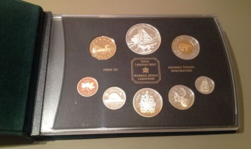 Anniversary of Cobalt Silver Strike 2003 Canada Proof Set