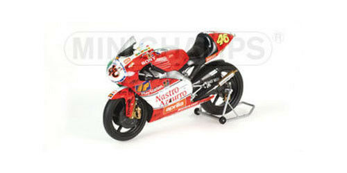 1 12 1999 Aprilia 250 CCM Team GP Imola - Valentino Rossi NEW IN BOX