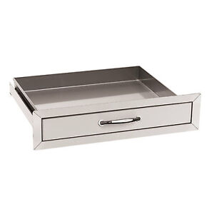 STG-Excalibur-Premier-25-in-Stainless-Steel-Utility-Drawer-Model-STGUD-1