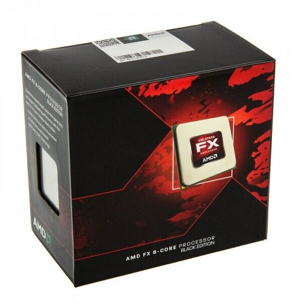 Amd Fx 8320 8320 4ghz Eight Core Fd8320frhkbox Processor For Sale Online Ebay