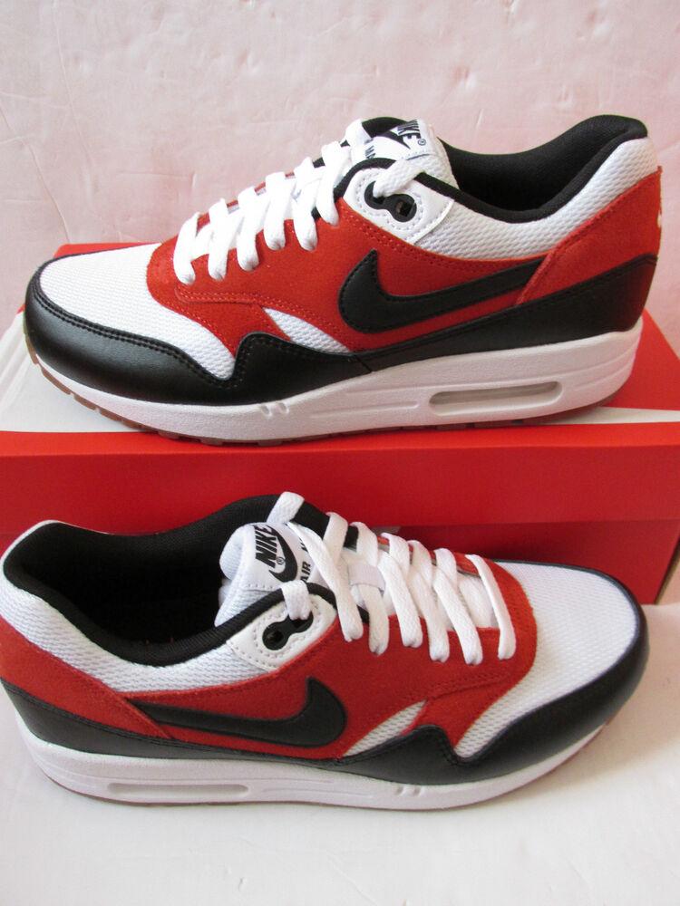 Nike Air Max 1 Essentiel 537383 Baskets Pour Homme Chaussures Baskets de 122- Chaussures de sport pour hommes et femmes