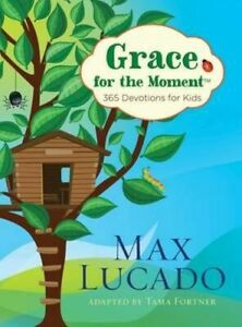 NEW-Grace-for-the-Moment-By-Max-Lucado-Hardcover-Free-Shipping