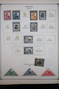 Portuguese-Colonies-Stamp-Collection