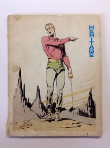 HERITAGE-FLASH-GORDON-Volume-1-Number-1a-Doug-Murray-Richard-Garrison-1972-PB