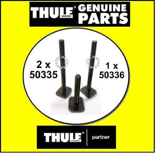 Thule 591 Cycle Bike Carrier T Track Bolts Kit 591 spares Pro Ride 591 T bolts