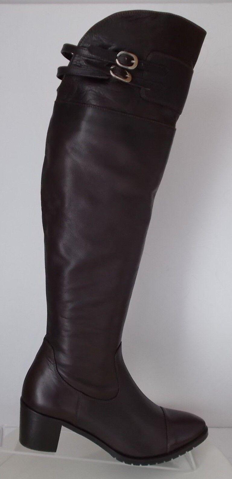 Damen Stiefel Echtleder  Stiefel