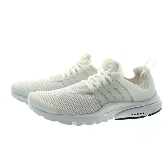 Nike 848132 Mens Air Presto Essential Low Top Running Athletic Shoes  Sneakers a76eb10ec