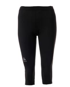 16 Uk Taglia Black Leggings Wear Active xl Womens Odlo 60waA