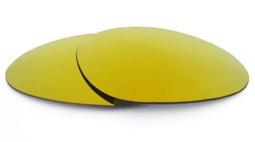 polarisée 24k lentille pour Oakley Penny soleil Nouvelle lunettes or de en personnalisée RAnwdqXB
