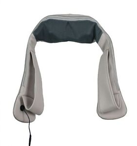 ObboMed Shiatsu Neck Shoulder and Back Massager with Heat, Waist, Leg, and Foot