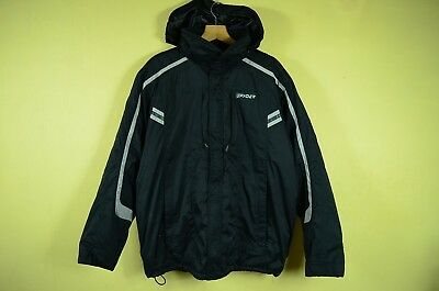 Winter Sports Coats & Jackets Popular Brand Spyder _ Men's Winter Ski Snowboard Black Jacket _ Xl