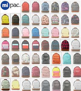 d4d49f9bd7f8 Image is loading Mi-Pac-Retro-Backpacks-Mi-Pac-School-Bag-