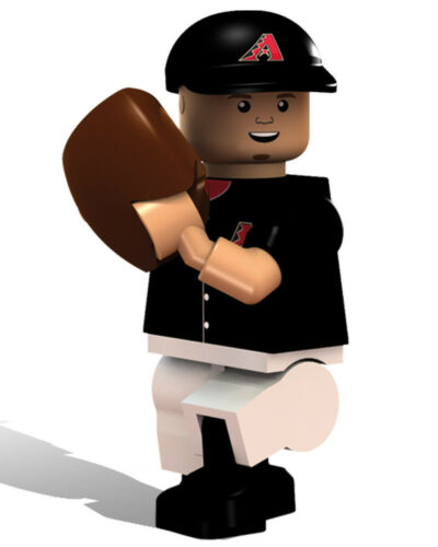 Brad Ziegler MLB Arizona Diamondbacks Oyo Mini Figure NEW G2