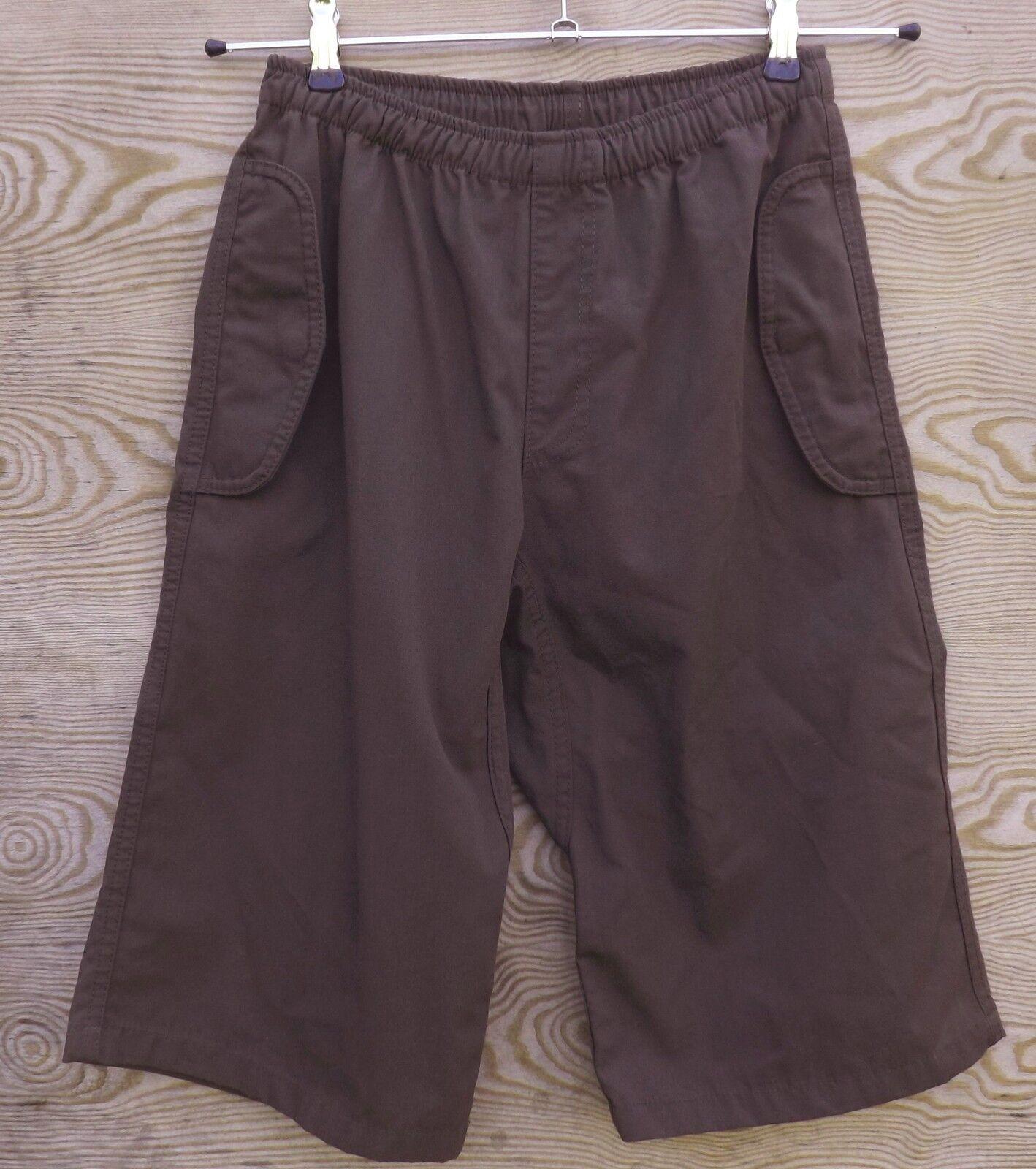 LUNA Cypher breve, Pantaloncini per uomini, Marronee