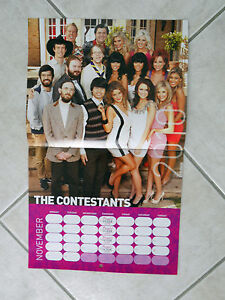 Beauty-and-the-Geek-collectable-calendar-reality-TV-memorabilia-popular-culture