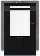 Film holder for Imacon Flextight scanners, 80 x 101mm for Polaroid 665.