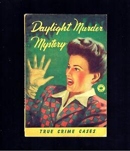 RARE-VINTAGE-CRIME-DIGEST-DAYLIGHT-MURDER-MYSTERY-SUPERIOR-GGA-EX-COND