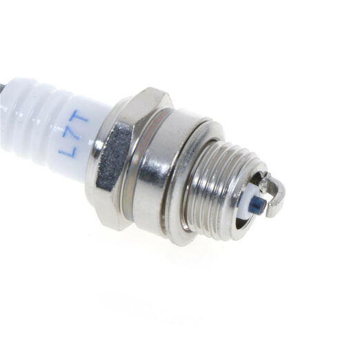 L7T Spark Plug Kit Fit Various Lawn Mover Hedge Trimmer Chainsaw Bikes PopularHA