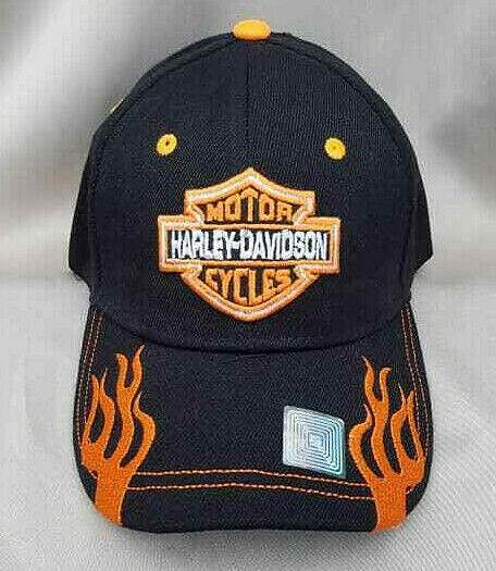 Biker Harley Davidson Baseball Cap MOTORS