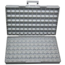 Box All 144 Tiny Components Surface Mount Parts Organizer Storage Lids